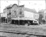 Fremont and Ross Transfer Co. at the northeast corner of Fremont Ave. and N. 35th St., Seattle,...