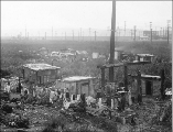 Shacks in shantytown known as Hooverville, Seattle, Washington, October 27, 1931.