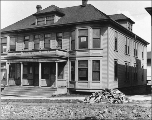 House at 332-334 8th Ave. N., Seattle, Washington, April 12, 1911.