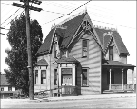 Residence at 501 Eastlake Ave., Seattle, Washington, ca. 1911.