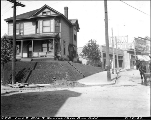 House at E. Pike St. northeast corner of Melrose Ave. E., Seattle, Washington, May 15, 1909.