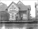 House at 1009 E. Madison, Seattle, Washington, October 16, 1909.