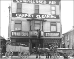 New Method Laundry at 815 E. Pike St. between Harvard Ave. E. and Broadway E., Seattle,...