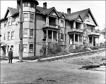 Apartments at 12th Ave. E. and E. Pike St., Seattle, Washington, May 15, 1909
