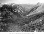 Agnes Creek Valley from Suiattle Pass, Chelan County, September 27, 1909