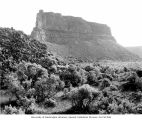 Umatilla Rock, Dry Falls State Park, May 14, 1938