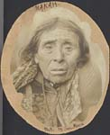 Makah man, Washington, ca. 1895