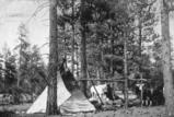 Spokane encampment at Spokane Washington, 1906