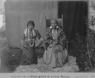 Sinkiuse-Columbia sister and granddaughter of Chief Moses, Colville Indian Reservation,...