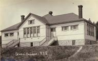 School building, Tulalip Indian School, ca. 1912