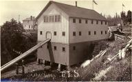 Sawmill, Tulalip Indian School, ca. 1912