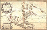 North America Divided into its Principall Parts where are distinguished the severall States which...