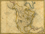 New Map of North America, agreeable to the Latest Discoveries