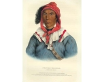 Julcee-Mathla, a Seminole chief