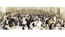 International Sourdoughs Reunion banquet, Hotel Vancouver, Vancouver, B.C., August 14, 1948.