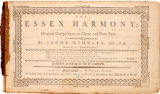 The Essex harmony: an original composition, in three and four parts