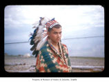 Jo Ernest Millholland at Makah Indian Reservation