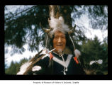 Charley Smith at Makah Indian Reservation