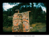 Bessie Swan at Makah Indian Reservation