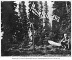 1919 Mountaineers Summer Outing encircling Mount Rainier, July 26 to August 16