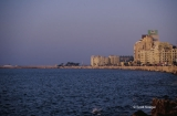 Alexandria from the Mediteranean