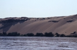 West Bank Desert of Aswan