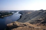 View South of Nile from Qubbat el-Hawwa