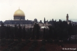 Dome of the Rock from Temple Mount