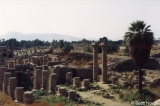 Columns and ruins at Karnak, Egypt