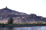 View of Qubbat-el-Hawwa from Felucca