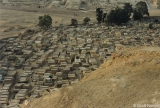Muslim graveyard located southeast of Pyramids, from hilltop