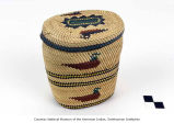 Makah Basket and Cover