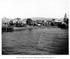 Portion of waterfront, Nome, ca. 1904