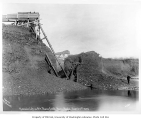 Hydraulic lift on Glacier Creek mining operation, September 27, 1905
