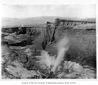 Hydraulic mining operation, vicinity of Nome, n.d.