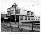 Miners and Merchants Bank of Alaska building, Nome, September 5, 1905