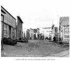 Main Street showing the Seaside Restaurant, Hotel Weston, Archer, Ewing & Co., Armstrong...