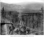 Pipeline construction operation, Alaska (?), n.d.