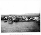 Panorama of Nome, October 10, 1908 (2nd in series)