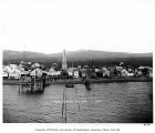 Panorama of Nome, October 10, 1908 (3rd in series)