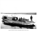 Ferry boat KEEWALIK FLYER, Alaska, September 29, 1903