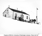 Mission at Cape Prince of Wales, Alaska, ca. 1904