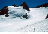 Geri Freki Glacier on Mount Olympus, Olympic National Park, date unknown