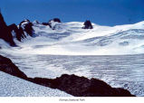 Hoh Glacier and old snow on Mount Olympus, Olympic National Park, date unknown