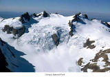 Blue Glacier and Snow Dome on Mount Olympus, Olympic National Park, date unknown