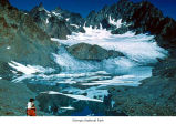 Anderson Glacier, Mount Anderson, Olympic National Park, date unknown