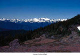Bailey Range seen from Klahhane Ridge, Olympic National Park, date unknown