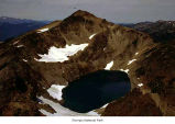 Claywood Lake and Mount Fromme, Olympic National Park, date unknown