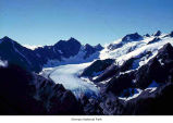 Blue Glacier, Mount Olympus and Blizzard Pass, Olympic National Park, date unknown