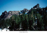 Olympic Mountains, Olympic National Park, date unknown